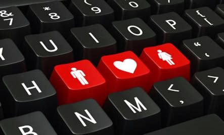 love romance keyboard online dating computer buttons