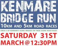 Kenmare 5k & 10k...Sat 31st March 2018
