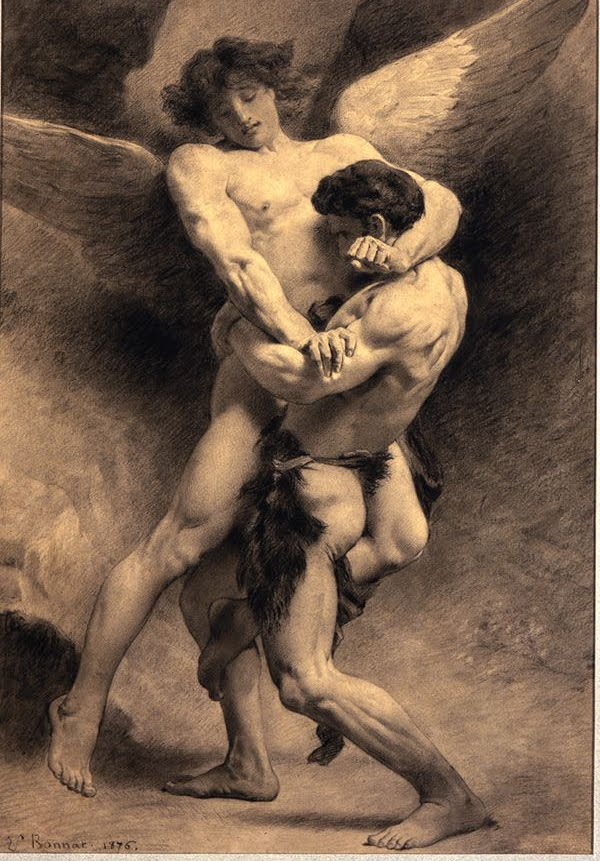 angel Jacob wrestling