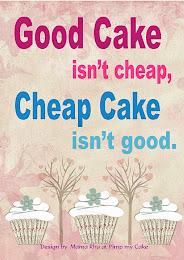 Good Cake???..
