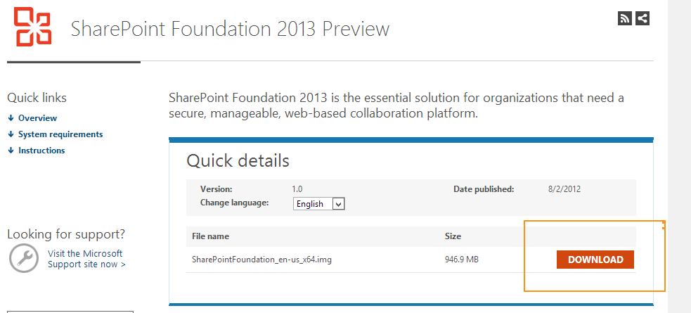 Sharepoint 2013 Foundation Preview Steps By Steps Setup And Configuration Sharepointtaskmaster