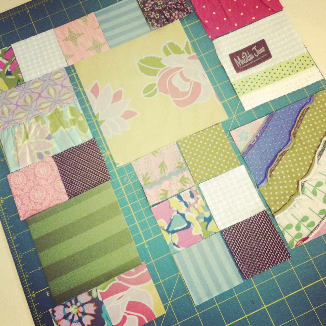for the love matilda jane quilt