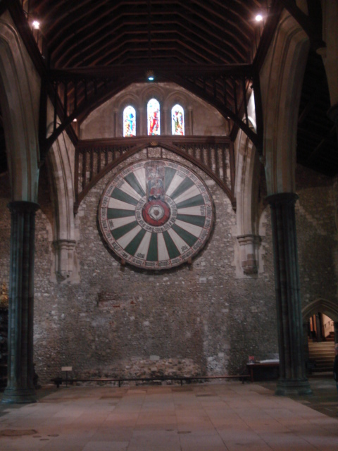 Kitchen voyage a gourmet day in winchester - Round table winchester cathedral ...
