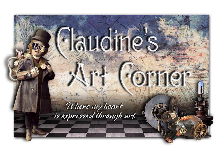 Claudine&#39;s Art Corner