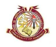 University of Kashmir Mass Communication 4th Semester Results 2013