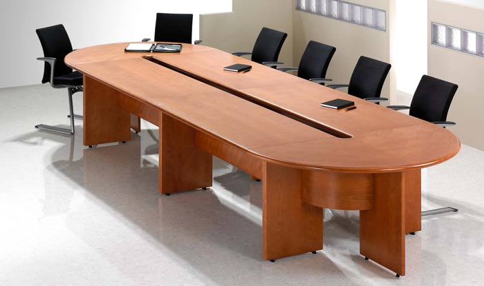The Official Blog Of Louise B Buying Guide For Meeting Tables - Conference room table cable management