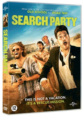 Search Party (2014) 720p BRRip x264-YIFY