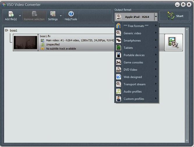 برنامج vso video converter 2014 لتحويل الفيديو اخر اصدار