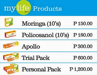 myLife Products