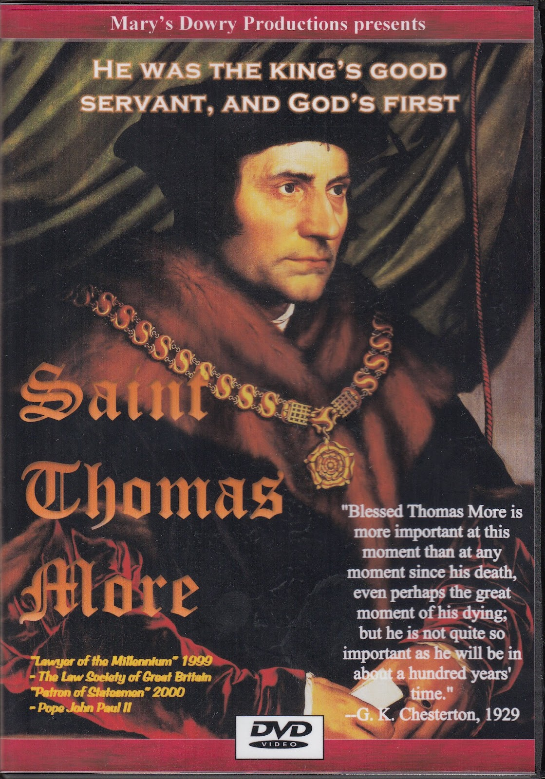 a biography of thomas more an english lawyer