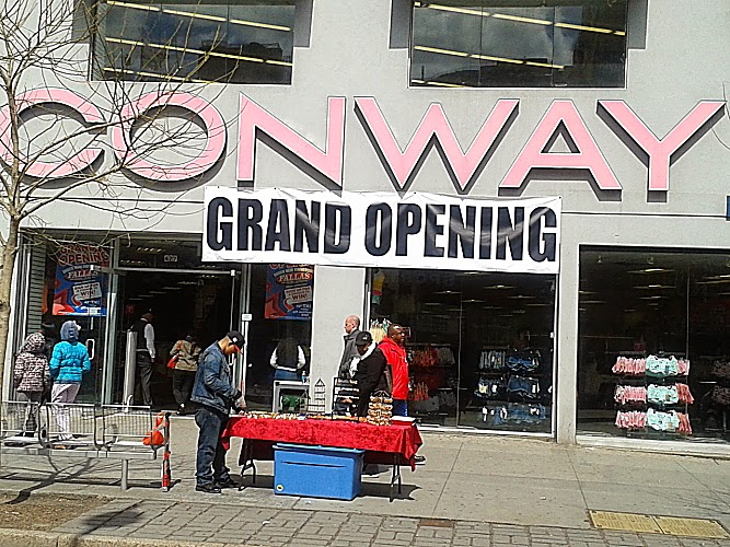 Downtown brooklyn clothing stores