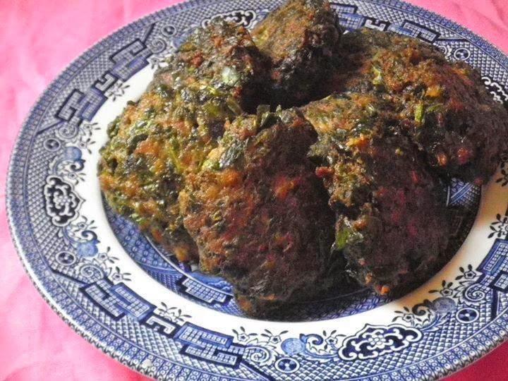 Recette de boulettes d'épinards