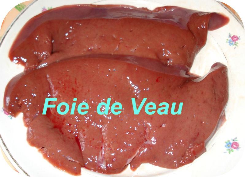 Maigrir avec la m thode montignac phase 1 liste des viandes maigres - Recette foie de veau poele ...