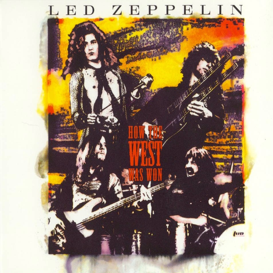 2003 - Led Zeppelin  How The West Was Won