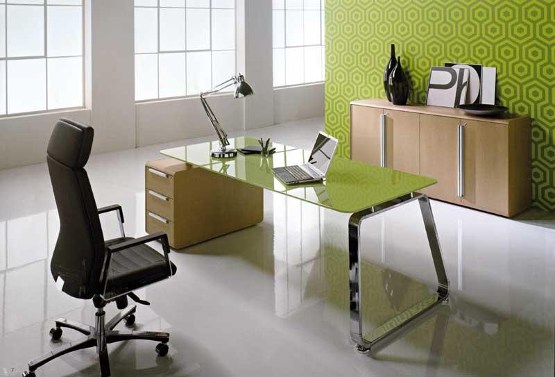 Una oficina ideal ideas para decorar dise ar y mejorar for Combinacion de colores para oficinas modernas