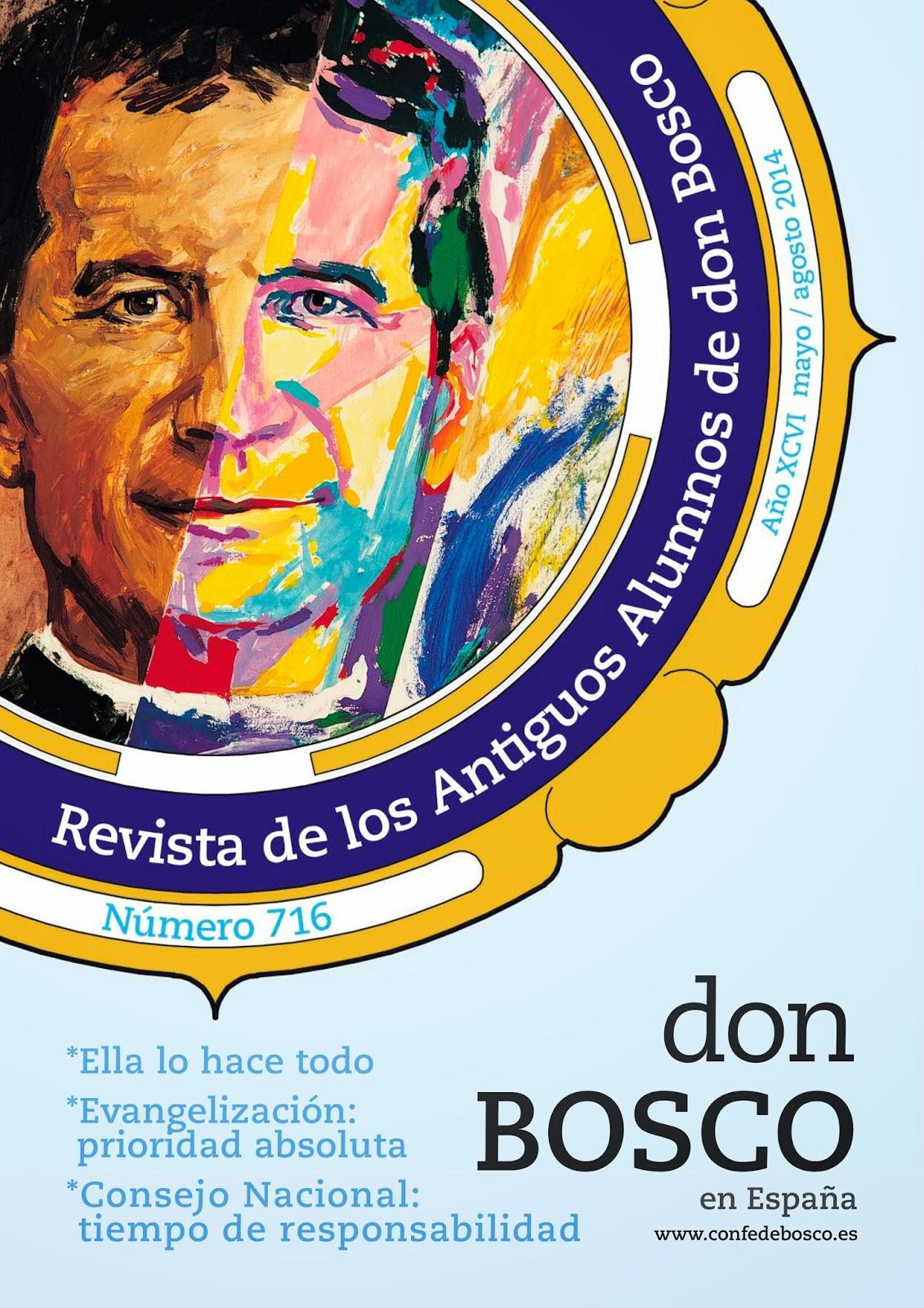 Don Bosco En Espa A N 716 Confederaci N Nacional De Aa
