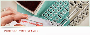 Photopolymer Stamp Sets...