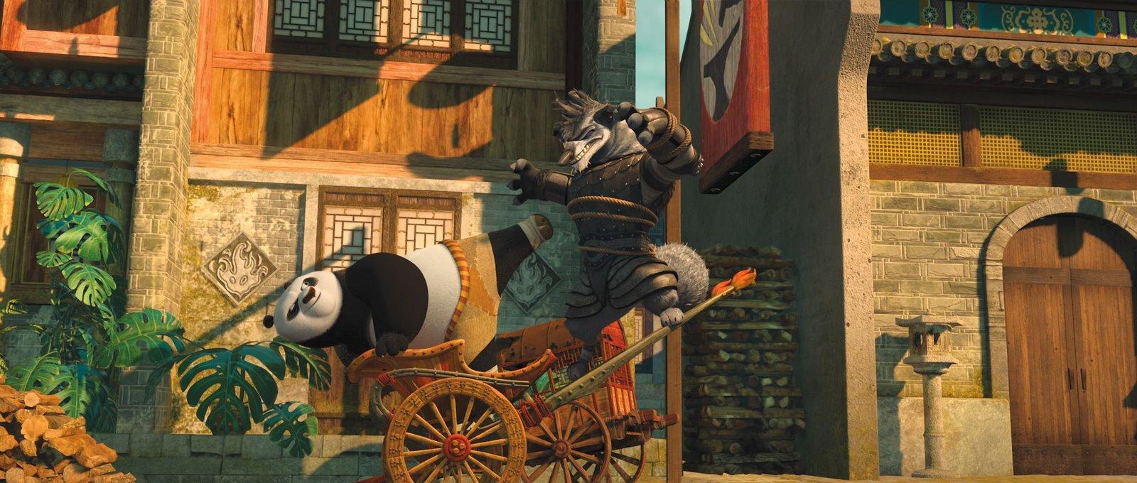 Desenhos do Kung Fu Panda para colorir - imagens para colorir do kung fu panda