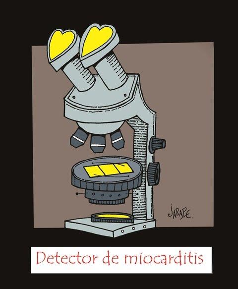 Detector de miocarditis