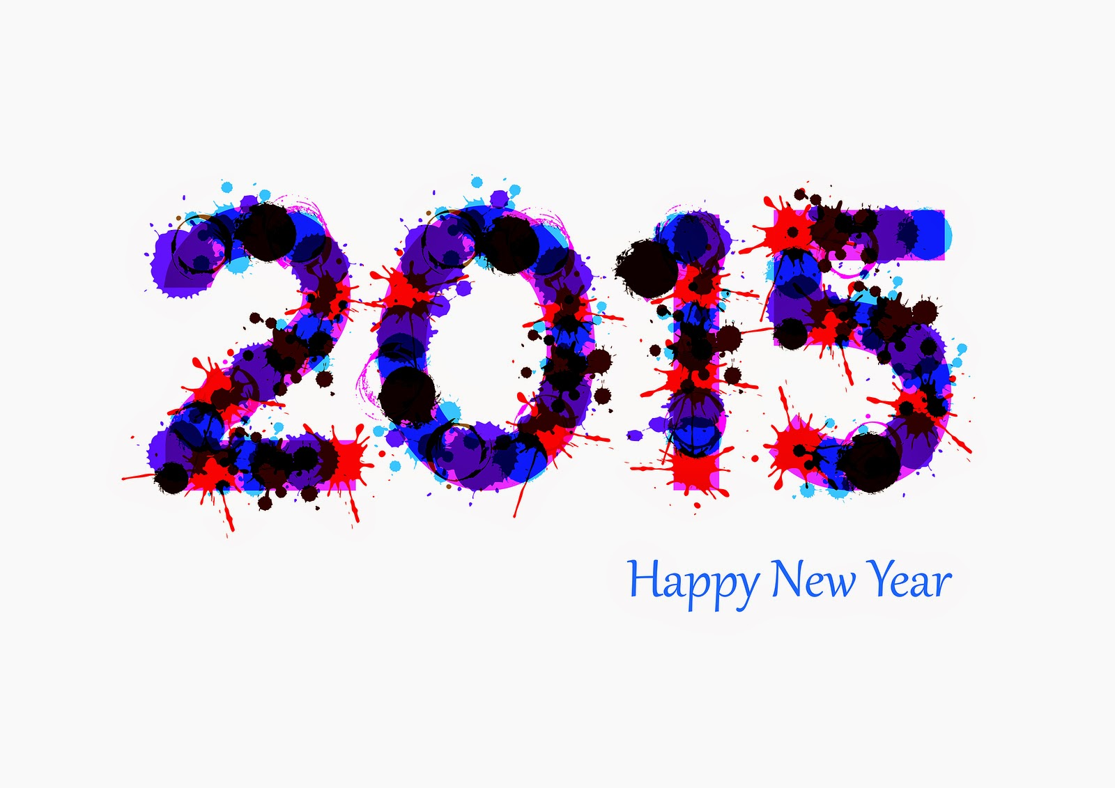Happy New Year wishes Quotes Images - Happy New Year 2015