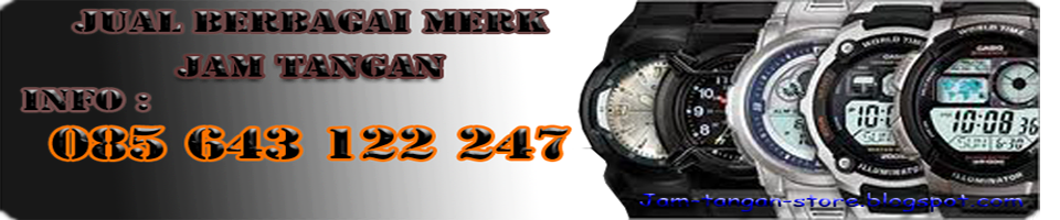 jual jam tangan dengan harga murah dan berkualitas