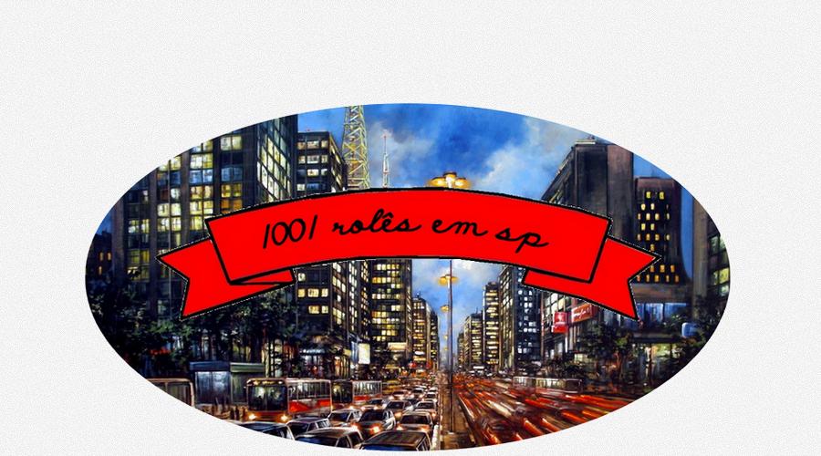 1001 rolês em SP