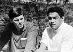 GARRINCHA EM BLUMENAU - 1969