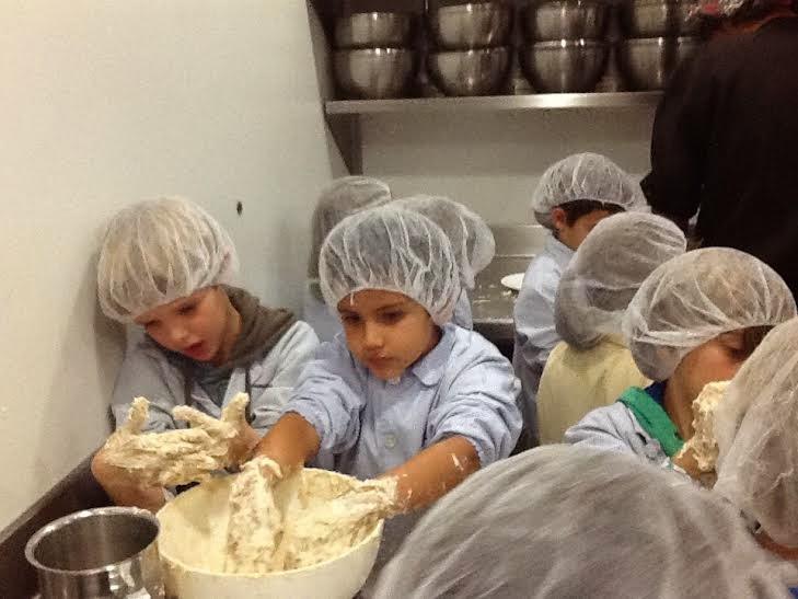 Lengua castellana en ciclo inicial una panader a en la for Haciendo el amor en la cocina