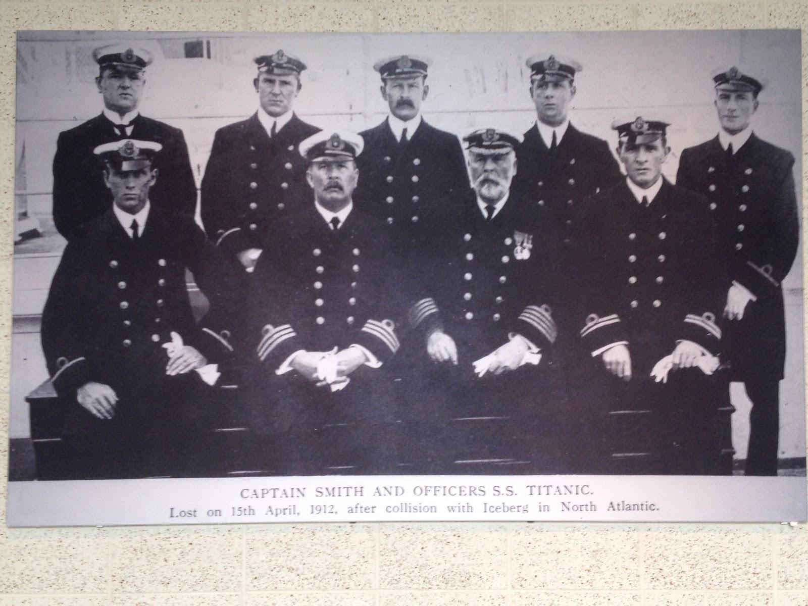 A Captain's Career - Encyclopedia Titanica: Titanic Facts ...