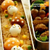【創意便當】可愛蘑菇飯糰主題創意便當