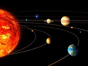 orbit planet,tata surya,gambar orbit planet,garis orbit