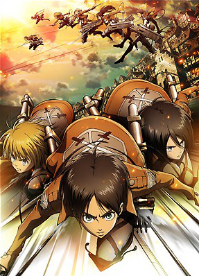 El diseador de Attack on Titan recluta nuevos animadores a traves de twitter