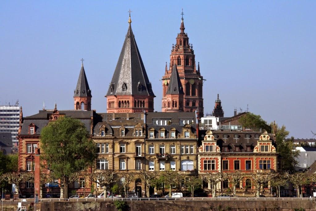немецкие города