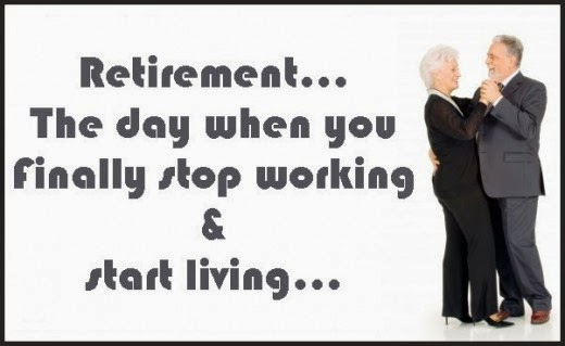 Retirement quotes for image