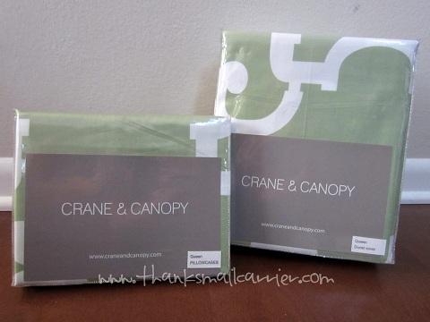 Crane & Canopy duvet