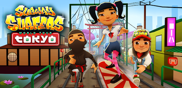 Subway Surfers Pro (Unlimited Coin+ Key)