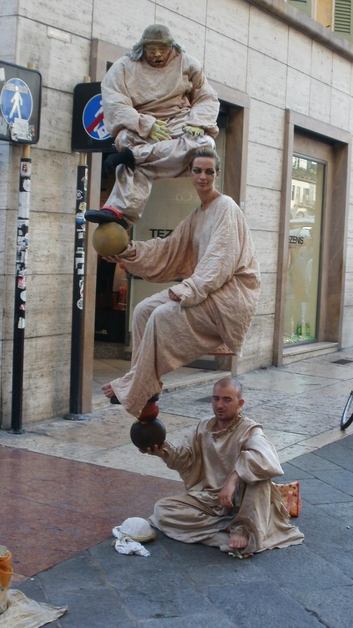 йоги в Вероне