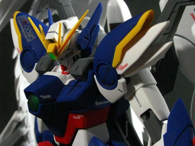 Wing Gundam anime