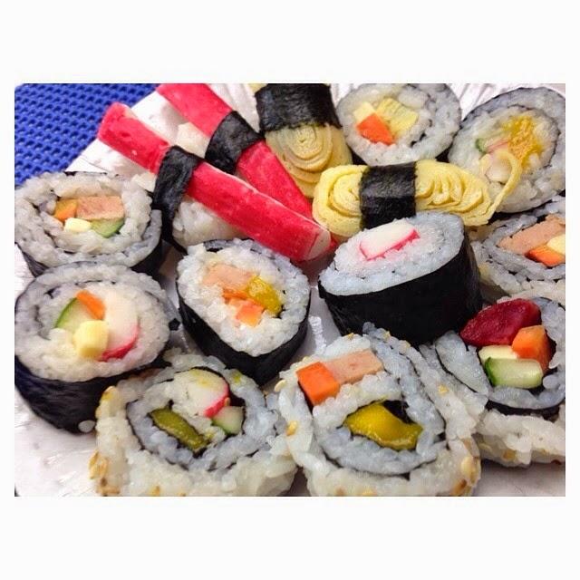 Yukashii Sushi