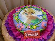 Torta de 1 kilo de ben 10. con nevado e imagen en papel de azucar!