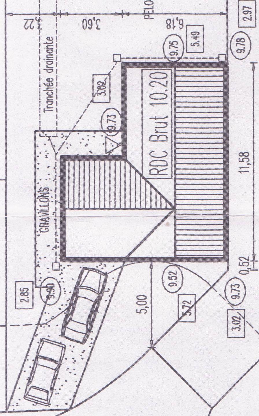 Plan interieur de maison plain pied for Plan dinterieur de maison