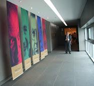 Chillida, Miró, Dalí, Picasso, Tápies en Seul