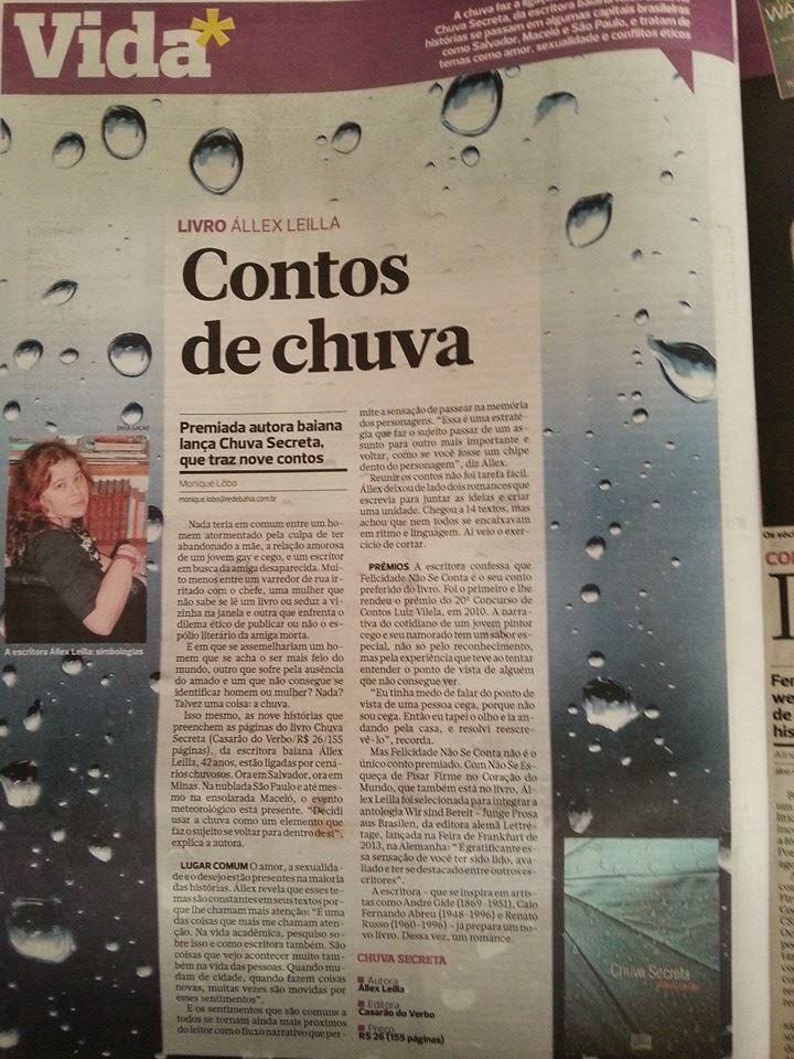 Chuva Secreta no Correio (Salvador, BA)