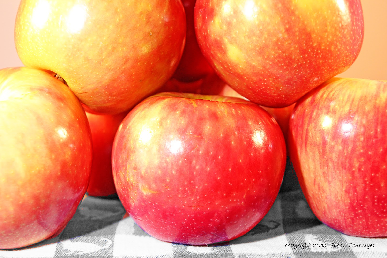 Love from the Kitchen: Caramel Apple Compote - in 20 minutes!