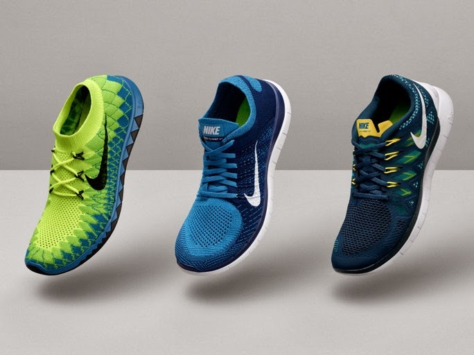 Press Release: NIKE FREE 2014 Running Collection Revolutionizes Natural  Motion Flexibility