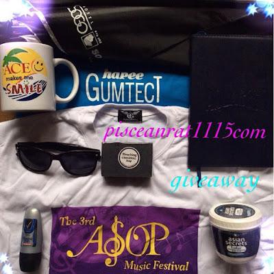 #pisceanrat1115comgiveaway philippine giveaways
