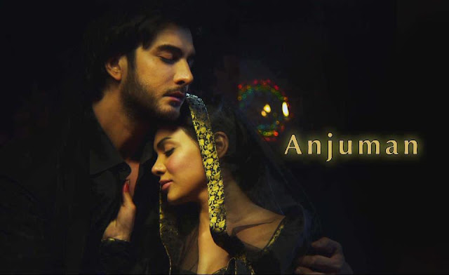 Sohai Ali Abro And Imran Abbas Lovely Look in Telefilm Anjuman