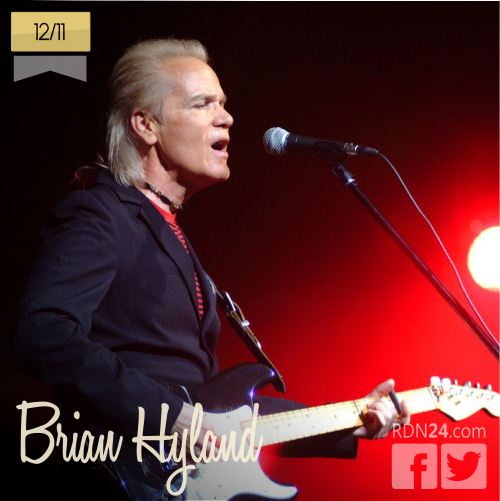 12 de noviembre | Brian Hyland - @Brian_Hyland | Info + vídeos