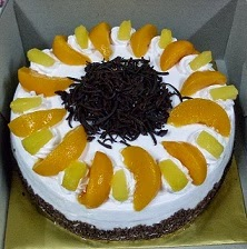 "Fruity Cheesecake @ RM70 (9"") RM45 (7"")"