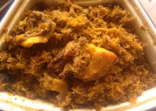 Cara Membuat Serundeng Daging Ayam Lezat Dan Gurih